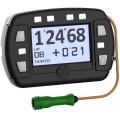 Alfano ADS magnétique avec câble 1m60 (noir)