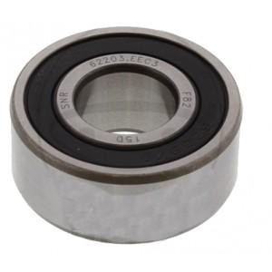 Roulement de roue arrière (62203 2RS C3) - DUCATI - 17x40x16mm - 851-888-907-600monster-900SL-350/400/900SS