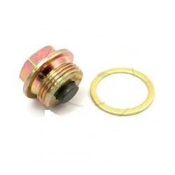 Bouchon de vidange magnétique avec joint - M22X1.50 - ducati